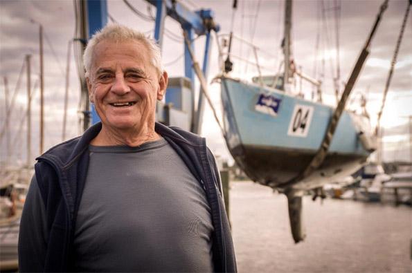 Yachting Legend Jon Sanders Has Circumnavigated Antarctica